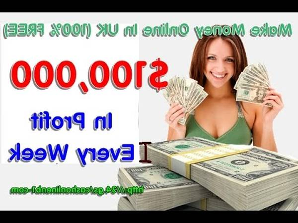 How To Make Real Money Online Fast 100 in 1 Week